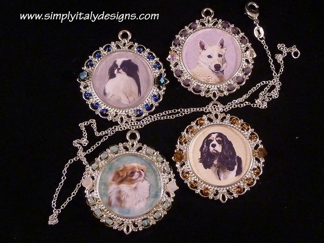 Beautiful, unique and personalized items for dog, horse and cat lovers.  My designs are affordable, starting at $13.99  www.simplyitalydesigns.com