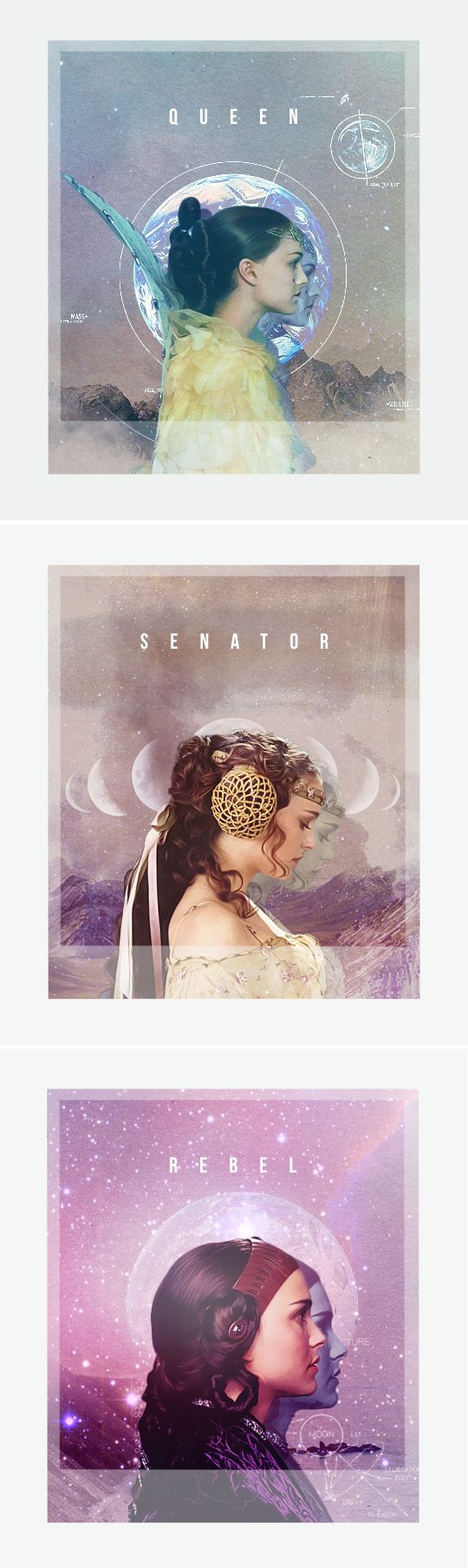 Padme: So this is how liberty dies… with thunderous applause.  #starwars