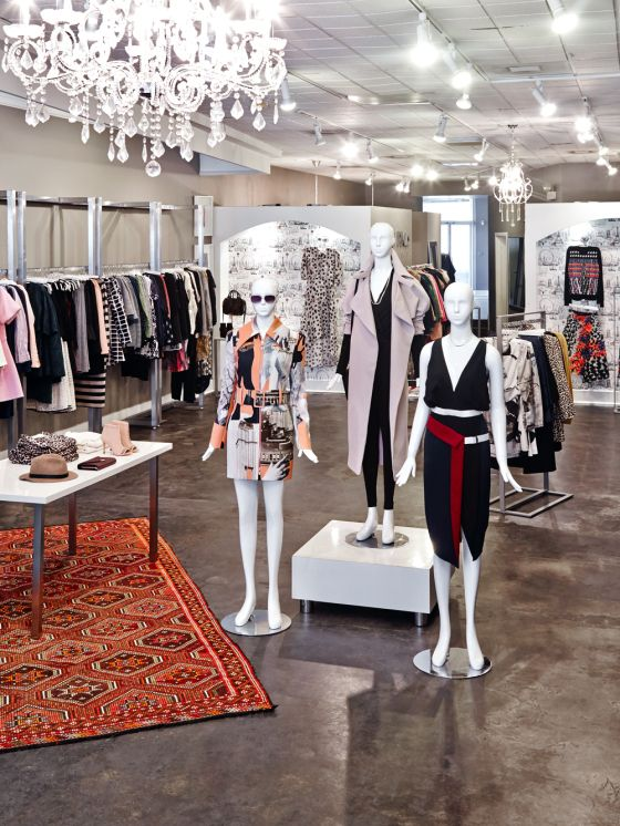 Hamden Clothing in Charleston is a must-visit for the fashion lover.