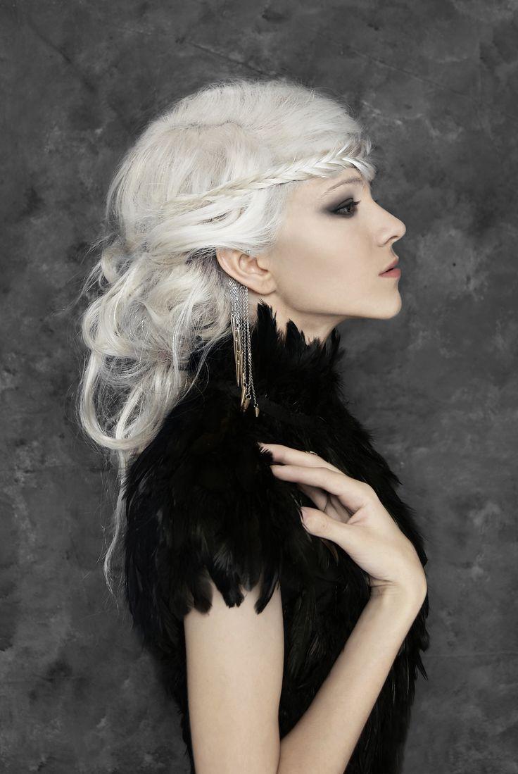 Fairytale photography    Model: Alex Bouchard  Dress/Photo: Xiaolin   xiaolindesign.com