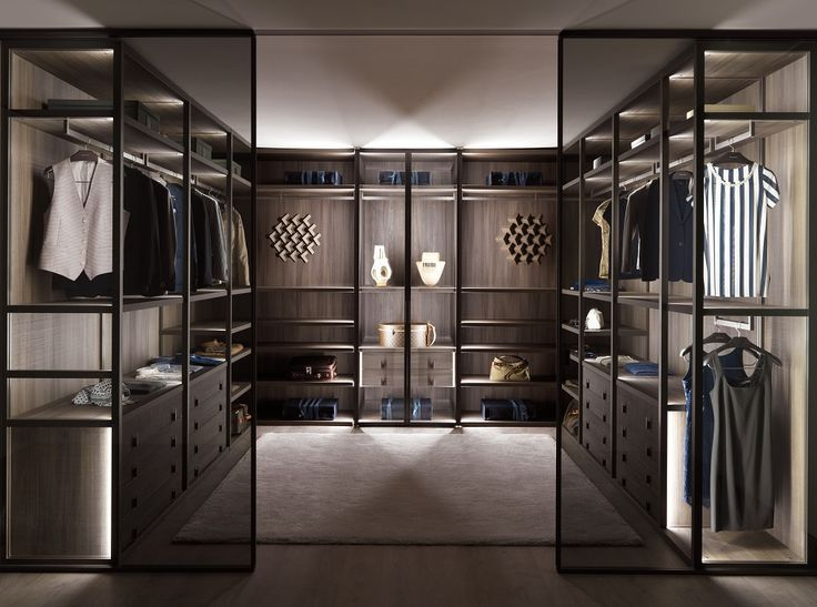 Awesome Walk-in Closets