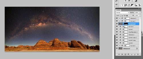 Great tutorial on shooting stars as panoramas.