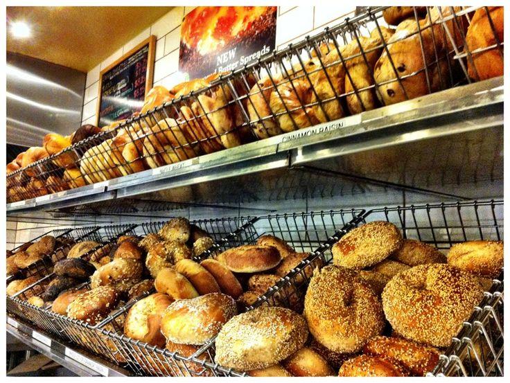 Brooklyn bagel coffee company best bagels best bagels