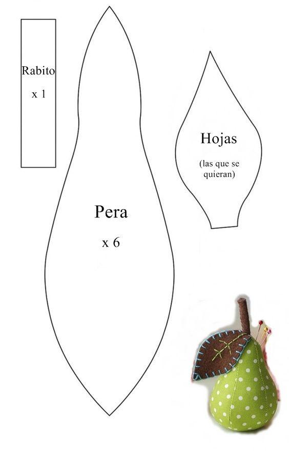 Alfiletero-Pera