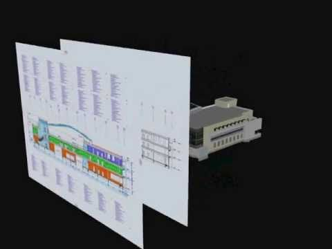 ArchiCAD 15 - Virtual Building (BIM) Concept