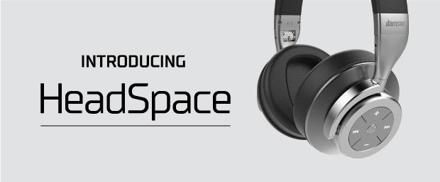HeadSpace: XD Audio Noise-Cancelling Headphones   Indiegogo Immerse yourself completely in the music you love or the box-set you're addicted to with state-of-the-art Active Noise Cancelling Headphones that feature Damson Audio's XD Audio Wireless Sound Technology. Feel the difference from the first moment you hold HeadSpace and when you hear the rich warmth of the audio, without any background noise or hiss.