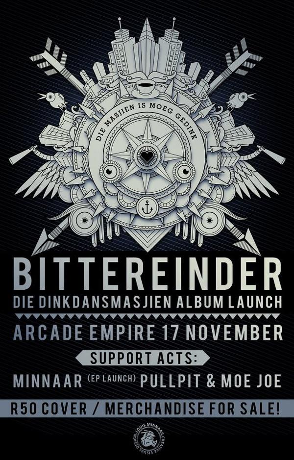 Louis Minnaar for Bittereinder (Arcade Empire)