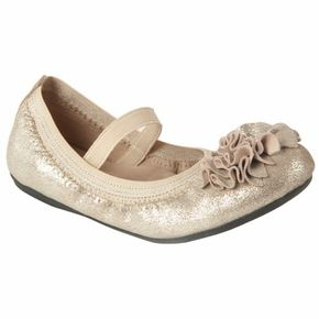 Dance Class Leather Ballet One Piece Sole (Girls' Infant-Toddler-Youth) H0xSJ2is5u