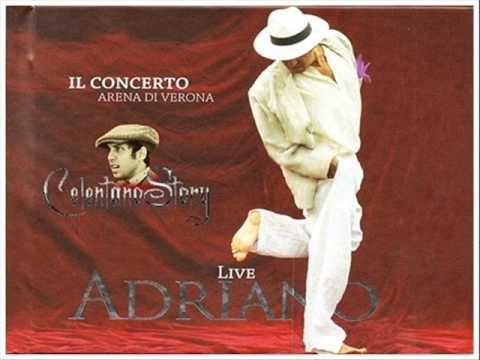 Adriano Celentano - L'arcobaleno (LIVE 2012 Arena di Verona)