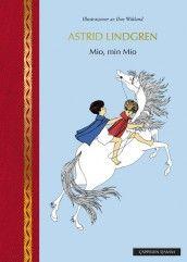Mio, min Mio - nyoversettelse av Astrid Lindgren (Innbundet)