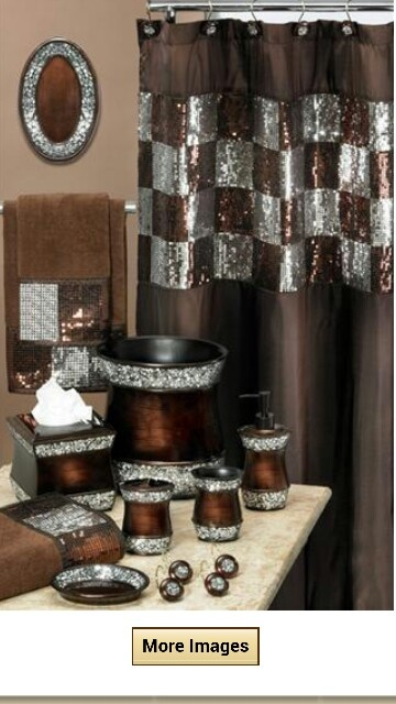 Shower Curtains bathroom ensembles shower curtains : 17 Best images about Bathroom Stuff on Pinterest | Bathroom ...