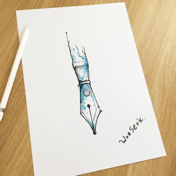 Fountain Pen Tip