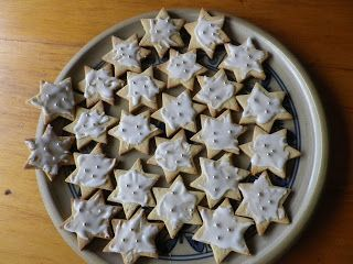 The Eco Gardener: Matariki Biscuits