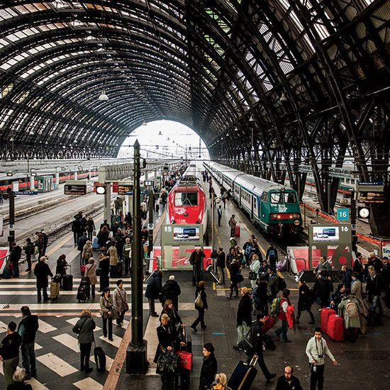 The fast track on Europe's new train routes and what to know before you go. The Fast Track On...