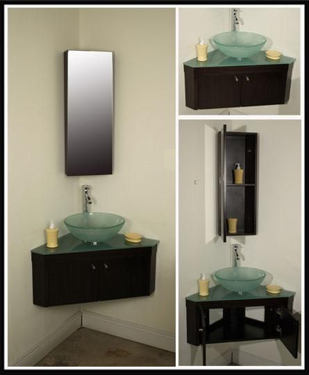 17 Best Ideas About Corner Bathroom Vanity 2017 On
