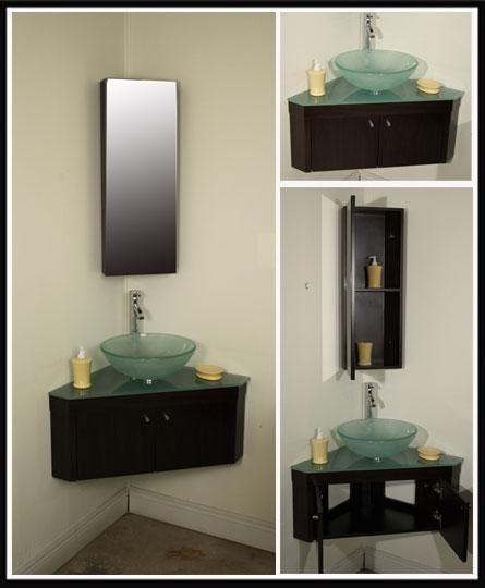 61 Best Images About Corner Bathrooms Vanities On