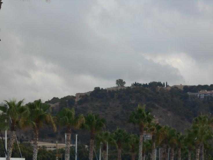 Vista desde el Muelle Uno