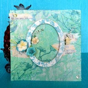 Blog Hop - collaboration between IMAGINE Crafts and Magenta Rubber Stamps