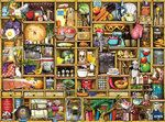 Kitchen Cupboard (1000 Piece Puzzle by Ravensburger)