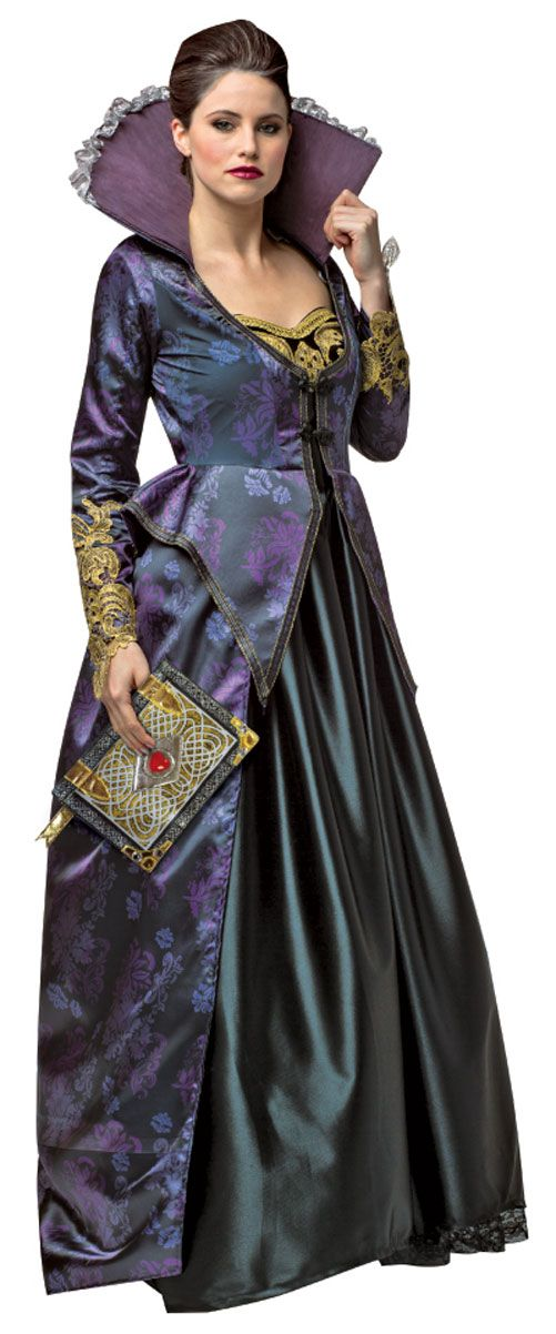 Nice Costumes Once Upon A Time Evil Queen Adult Costume just added...