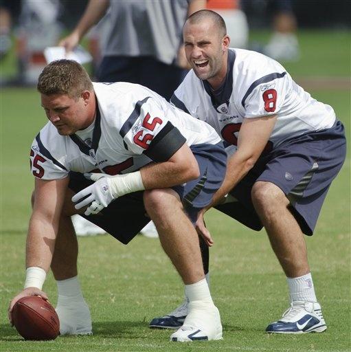 Matt Schaub/Houston Texans