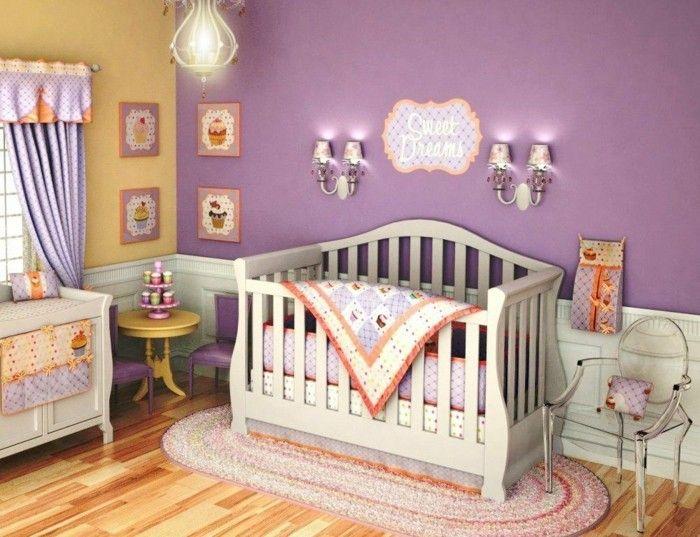 Babyzimmer Farben Richtig Auswahlen Und Kombinieren Kinderzimmer