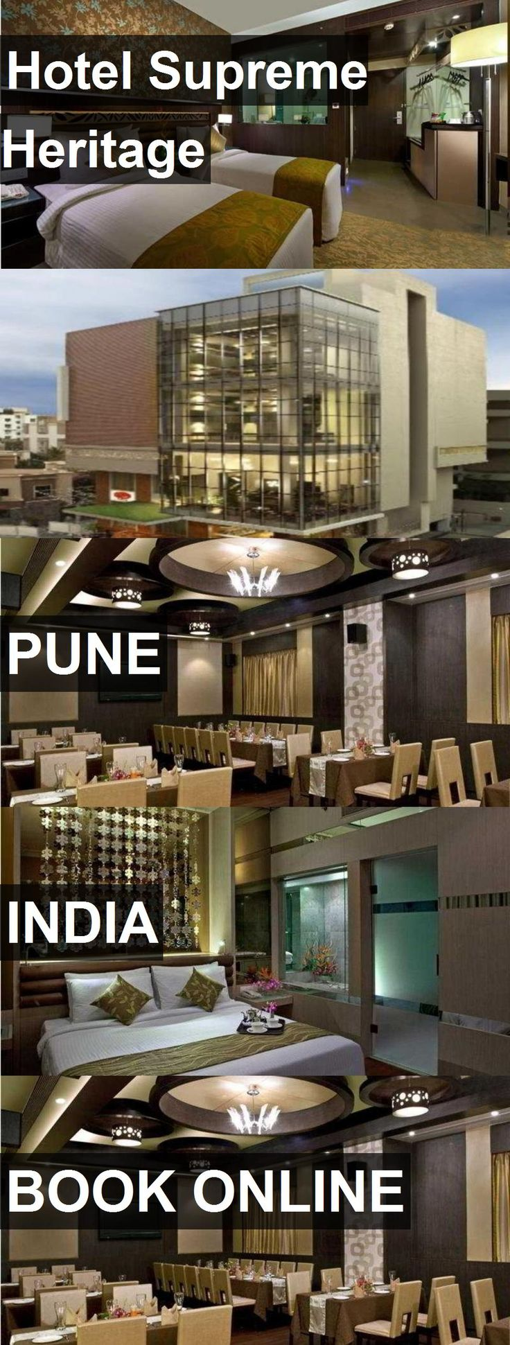 Hotel Hotel Supreme Heritage in Pune, India. For more information, photos, reviews and best prices please follow the link. #India #Pune #HotelSupremeHeritage #hotel #travel #vacation