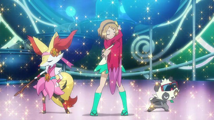 serena pokemon performer - Google Search