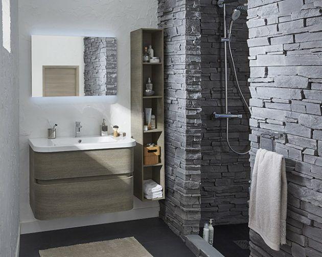 les 25 meilleures id es de la cat gorie ardoise salle de bains sur pinterest douche en ardoise. Black Bedroom Furniture Sets. Home Design Ideas