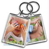 Personalizzalo con foto e testi una perfetta idea regalo! Portachiavi Plastica.Crealo subito cosa aspetti!