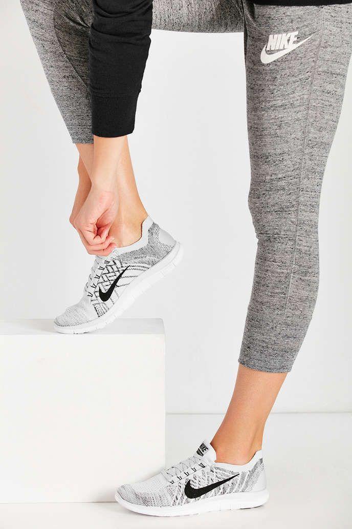 Nike Exercise pants, Awesome Nike shoes=❤️