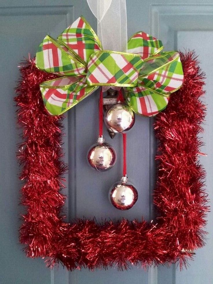 23+ Creative Cheap DIY Dollar Store Christmas Decor Ideas