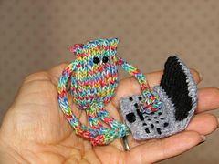 Ravelry: Tiny Laptop pattern by Sarah Lindsey