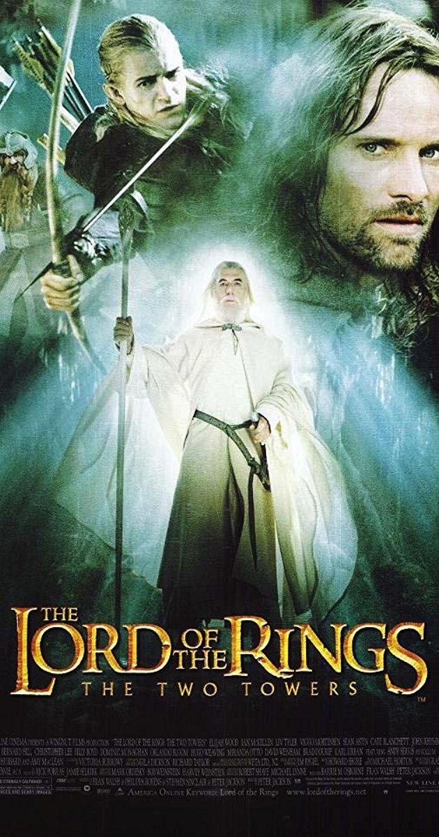 The Lord Of The Rings The Two Towers 2002 Imdb With Images The Two Towers Good Movies Fantasy Movies