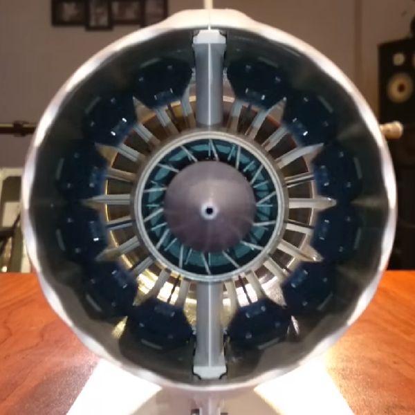 3D Printed Turbofan Features Reverse Thrust http://ift.tt/1RuwOtM