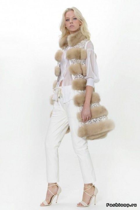 (+1) - Свежие образы от Dennis Basso 2015 | Мода
