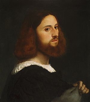 An analysis of the artist and his artwork titian