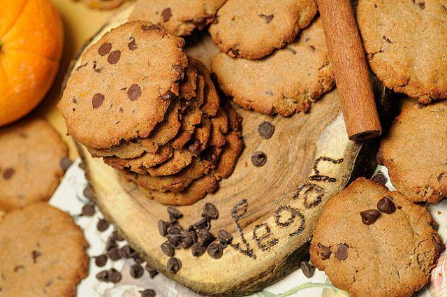 cookies di castagne