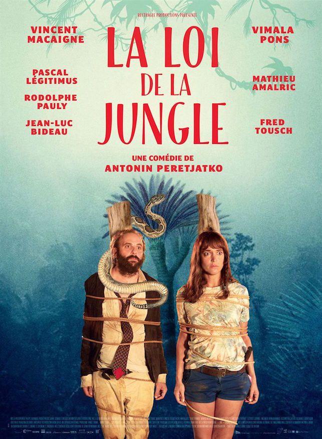 Critique de La Loi de la Jungle de Antonin Peretjatko en salles le 15 juin via Haut et Court