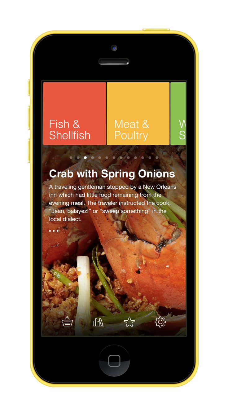 Recipes App / Alex Patrascu