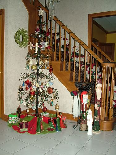 10ft Wrought Iron Christmas Tree Wrought Iron Christmas