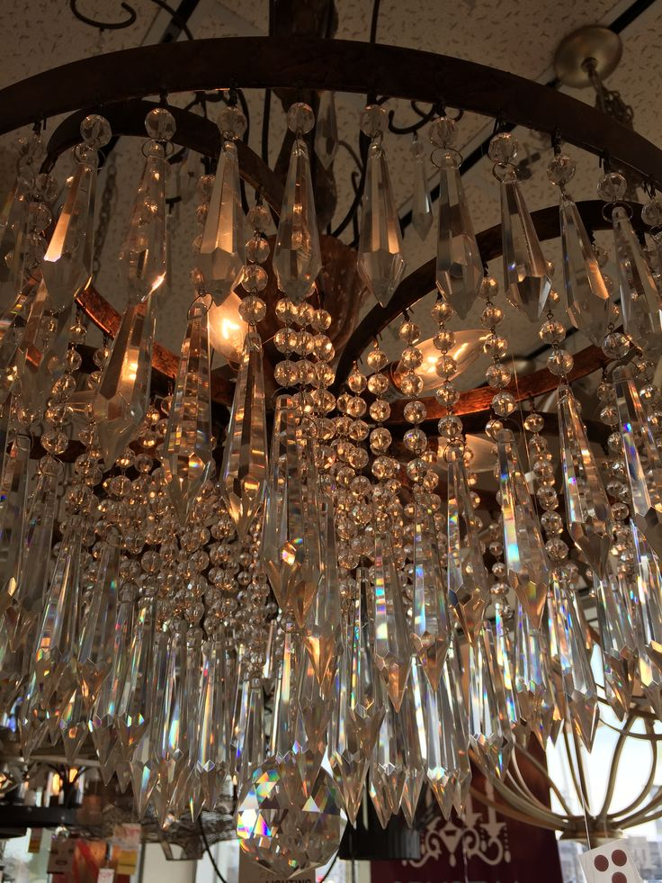 #LivingLighting #Kitchener #Crystal #Chandelier #Lighting