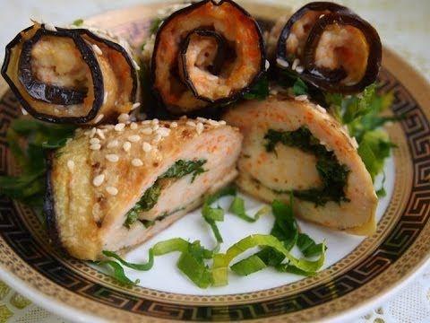 Фаршированные баклажаны. Очень необычный и вкусный рецепт! http://www.youtube.com/watch?v=3Z90-Gp-Q7I