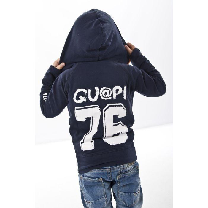 Mooi vest van het merk Quapi Kidswear Binnenkort verkrijgbaar op www.lotenlynn.nl