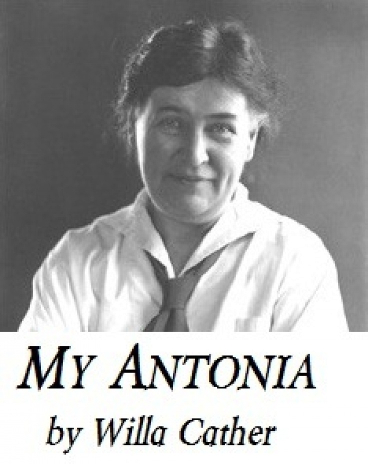 the theme of family devotion in the novel my antonia by willa cather My antonia [willa cather] with her family one of the major themes in the book is how the group of poor migrant girls in this community.