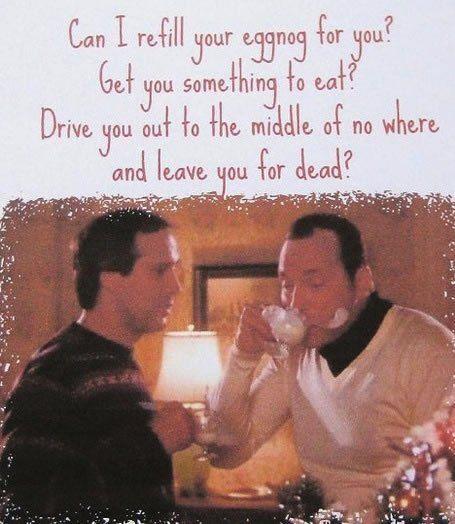 """Movie Night–""""Christmas Vacation"""""""