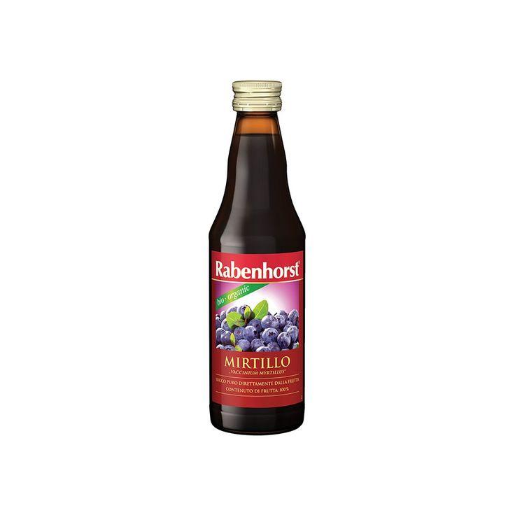 Succo di Mirtillo Rosso puro biologico Rabenhorst-Haus Rabenhorst