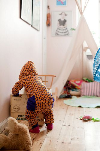 Kid´s room!  Photo: Karin Lindroos