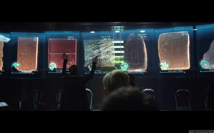 A 4-dimenziós kocka megdöbbentő titkai - A Világbiztonság kiemelt anyagait (módosítva) mutatják be az amerikai sci-fi-ben - Kivetítő rendszer a Prométheusz című tudományos fantasztikus filmben - Világbiztonság