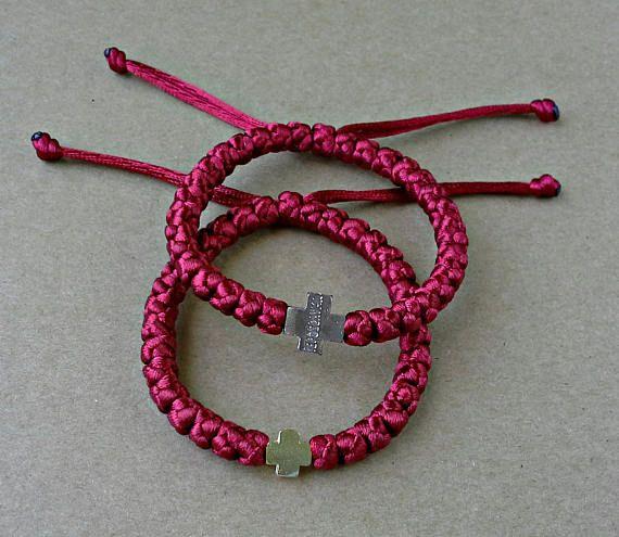 Prayer Rope-Chotki-Orthodox Bracelet-Komboskini-33Knot